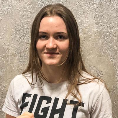 Stekos Kampfsportstudio München - Amateure Ana Budimir Bekan