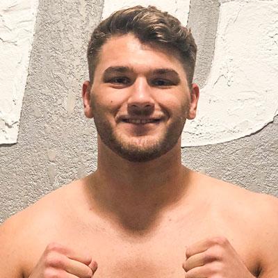 Stekos Kampfsportstudio München - Amateure David Kristo