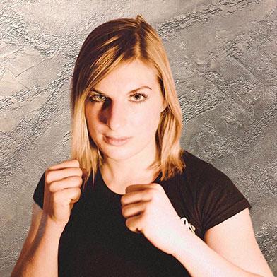 Stekos Kampfsportstudio München - Amateure Gabriella Stavrides 2
