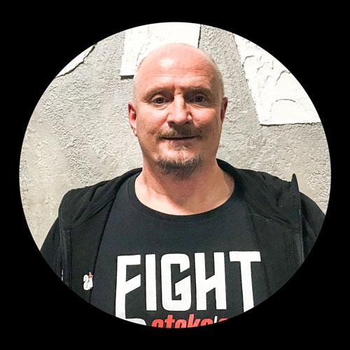 Stekos Kampfsportstudio München - Trainer Michael Herrmann