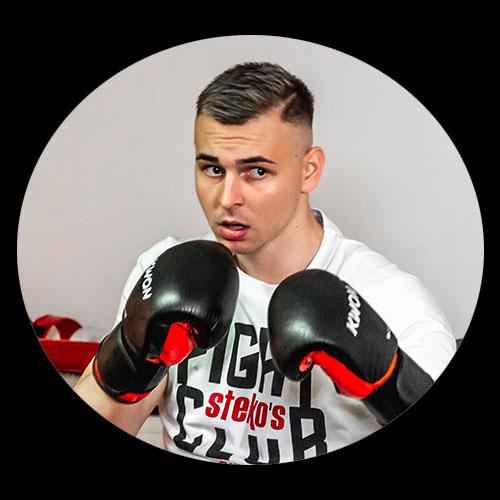 Stekos Kampfsportstudio München - Trainer Ivan Steko