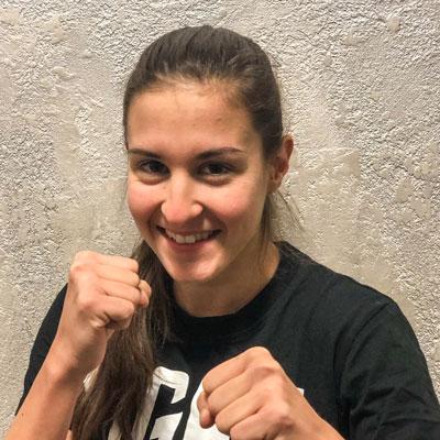 Stekos Kampfsportstudio München - Amateure Kathrin Kehrer