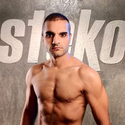 Stekos Kampfsportstudio München - Amateure Malek Araesch