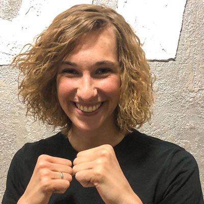 Stekos Kampfsportstudio München - Amateure Nina Berg