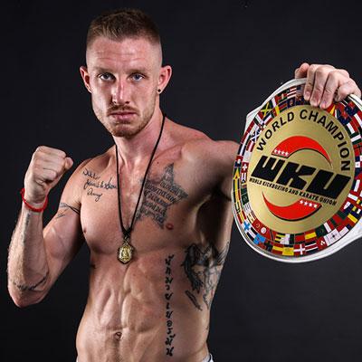 Stekos Kampfsportstudio München - Fighter Pascal Schroth
