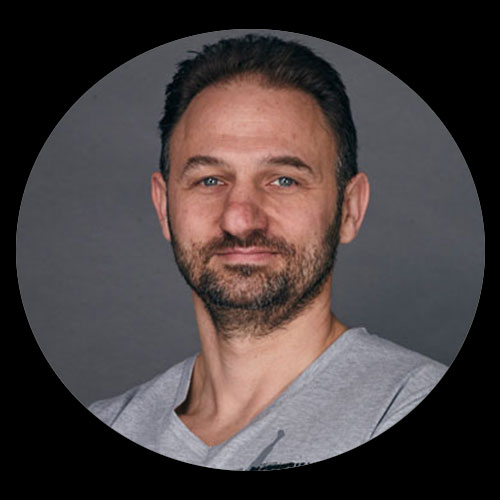 Stekos Kampfsportstudio München - Trainer Renato Dukovac