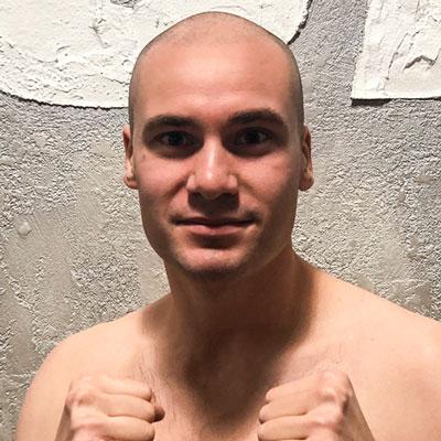 Stekos Kampfsportstudio München - Amateure Tomo Andric