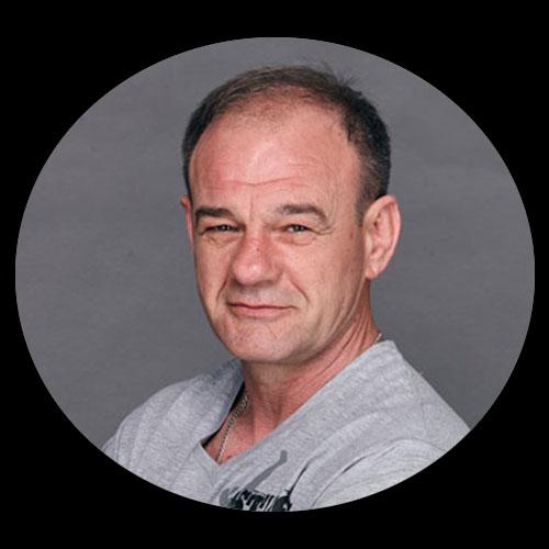 Stekos Kampfsportstudio München - Trainer Zvonko Josipovic