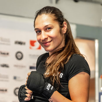 Stekos Studio München - Fighter Mandy Berg