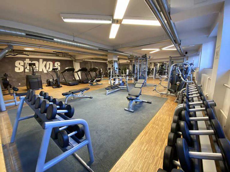Stekos Studio München Süd - Trainingsraum