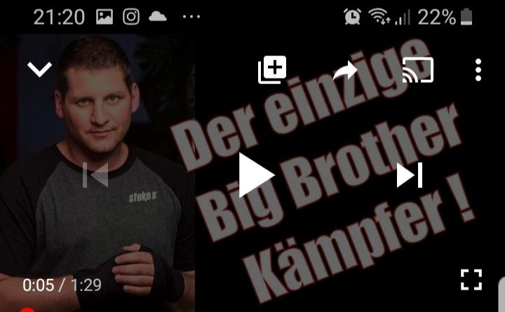 Stekos Kampfsport Studio - Ramin Abtin Promi Big Brother 2020 Youtube - 2